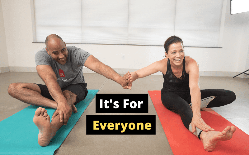 Beginner Yoga for Men