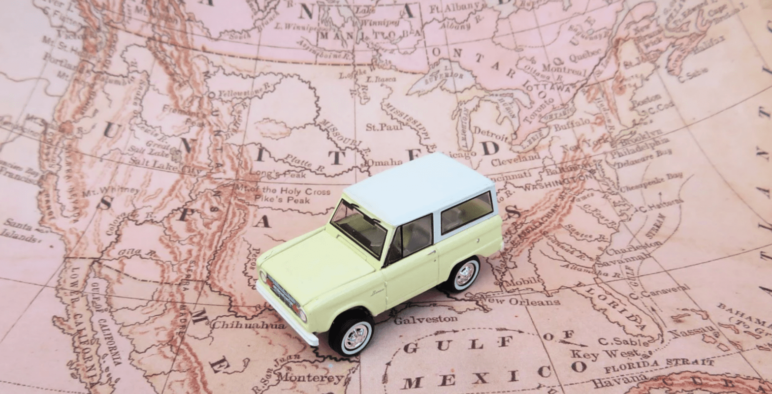 how to plan a road trip