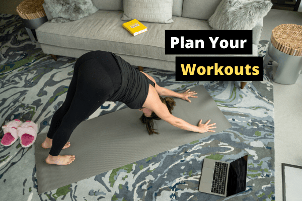 plan ahead for you online yoga