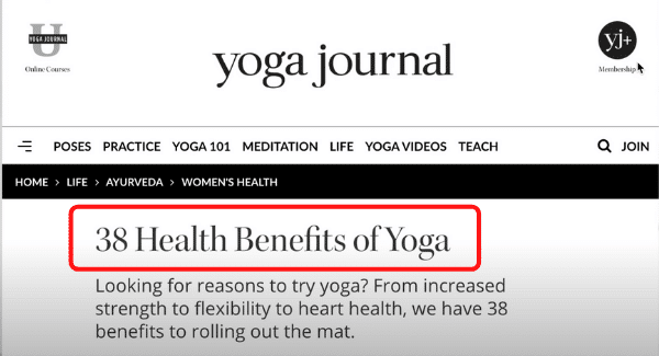 online power yoga classes
