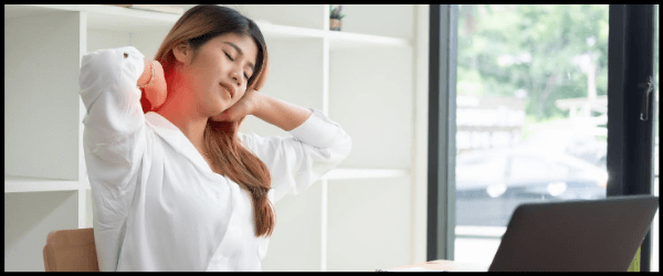online yoga for neck pain