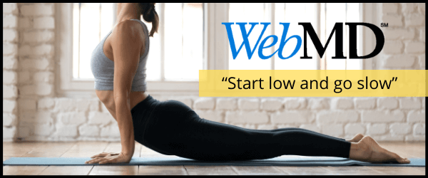 Best Easy Yoga Class for beginners