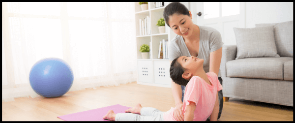 The best yoga for busy moms