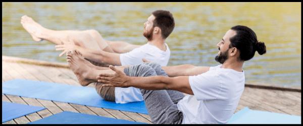 online yoga for men beginners