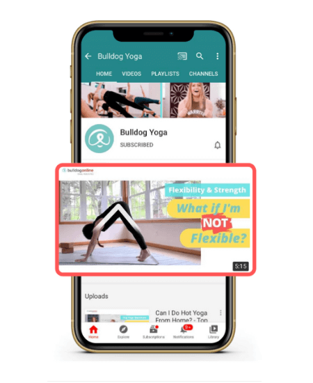 Best yoga Youtube channels to follow