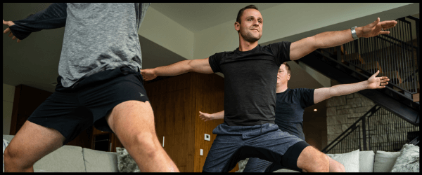 new cardio yoga flows