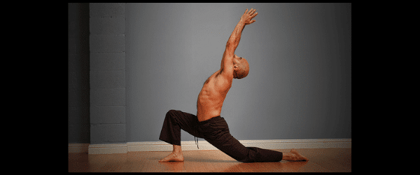 beginner yoga for men