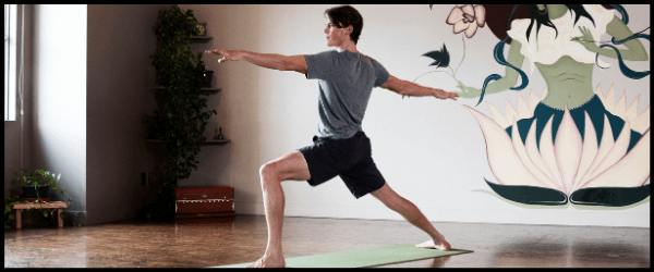 mens beginner yoga