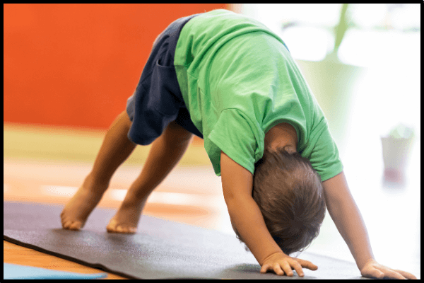 How Can Toddlers Benefit From A Yoga Practice