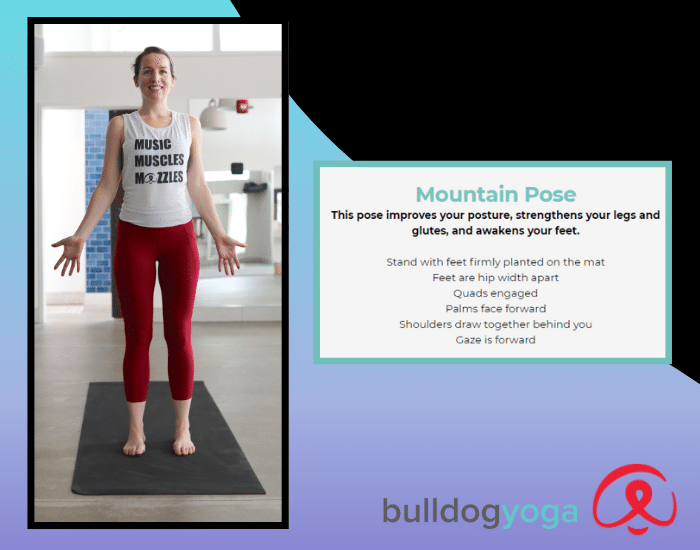 Yoga For Toddlers - Mountain Pose