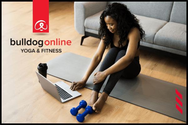 Bulldog Yoga Online Fitness Classes