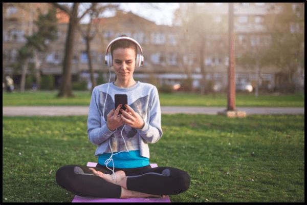 Yoga for Mental Health Music
