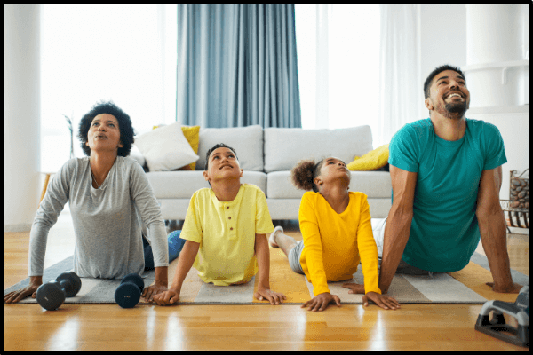 Yoga & Online Fitness Classes for Back to School